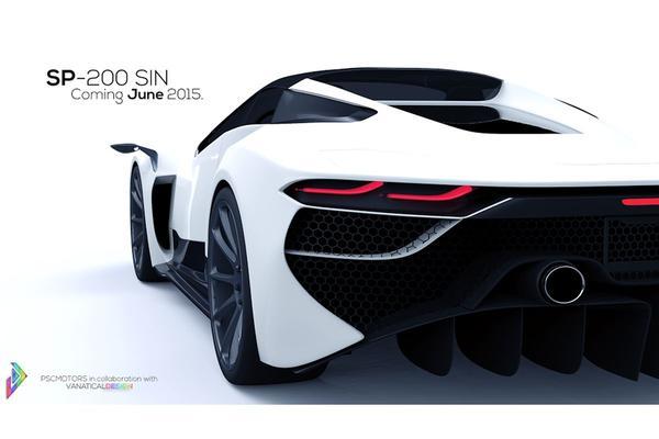 PSC Motors komt met extreme hypercar