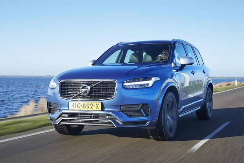 volvo xc90 t8 r design 2016 autotests. Black Bedroom Furniture Sets. Home Design Ideas