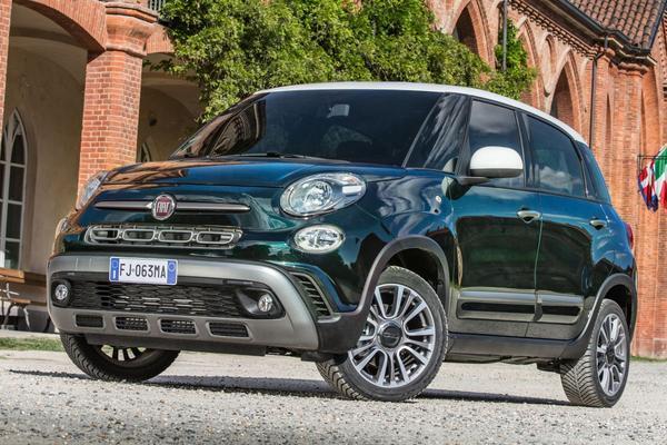 Bijgeschaafd: Fiat 500L
