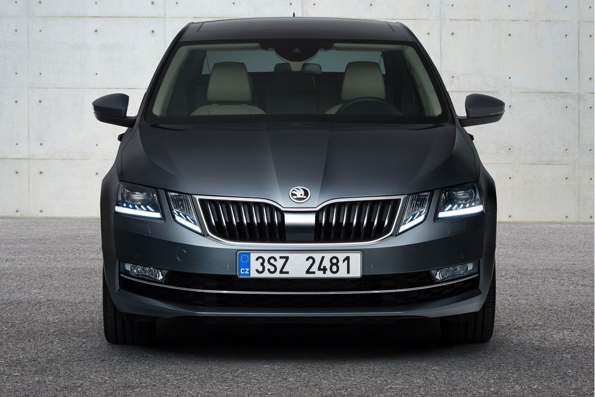 vanafprijs gefacelifte skoda octavia bekend autonieuws. Black Bedroom Furniture Sets. Home Design Ideas