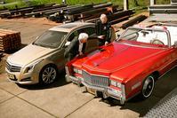 Cadillac Eldorado vs ATS