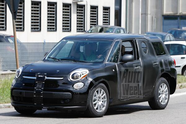 Alfa Romeo test met nieuwe SUV
