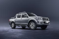 Alleen in Afrika: Peugeot Pick Up