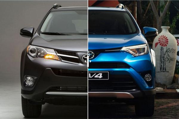 Facelift Friday: Toyota RAV4