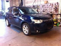 Mitsubishi Outlander 2.0 ClearTec Instyle 2WD