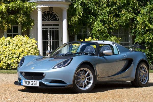 Nog lichter: Lotus Elise 250 Special Edition