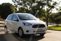 Eerste rijtest nieuwe Ford Ka