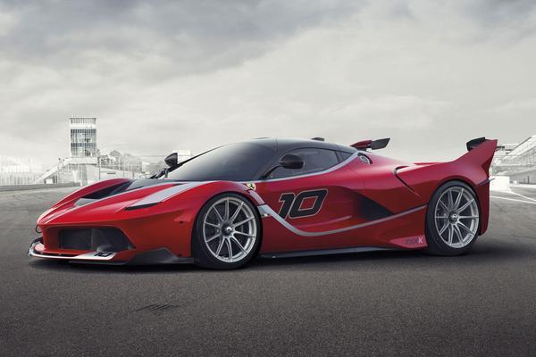 Ferrari FXX K nu al uitverkocht