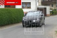 Alfa Romeo Stelvio gespot - Spionage