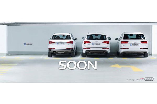 Audi warmt op voor komst Q2