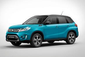 Nieuwe Suzuki Vitara in volle glorie