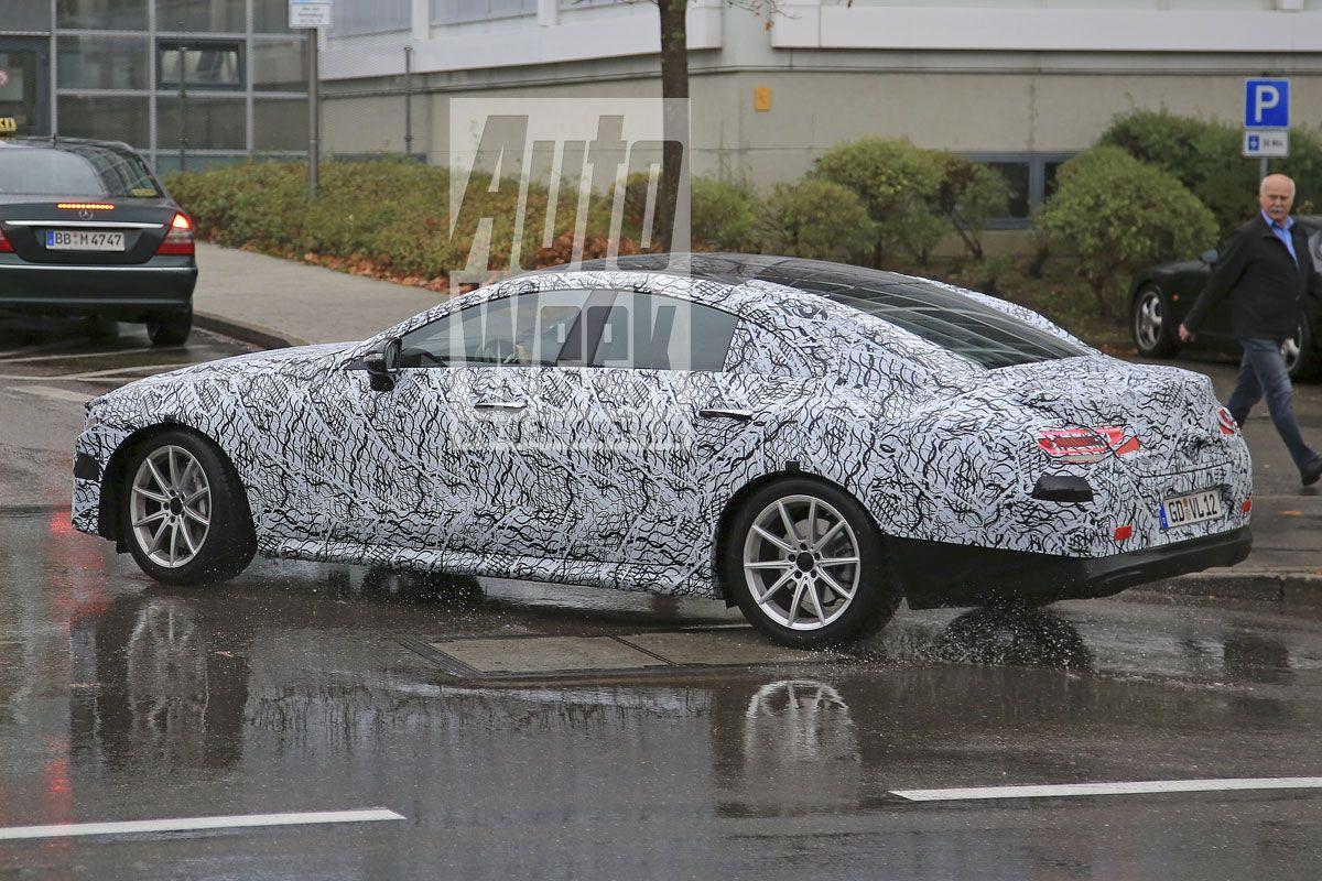 2018 - [Mercedes] CLS III  Fx7yw0nbgvjq