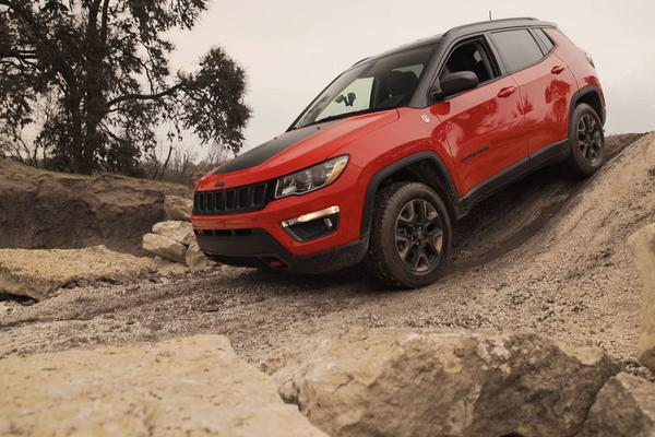 Video: Jeep Compass - Rij-impressie