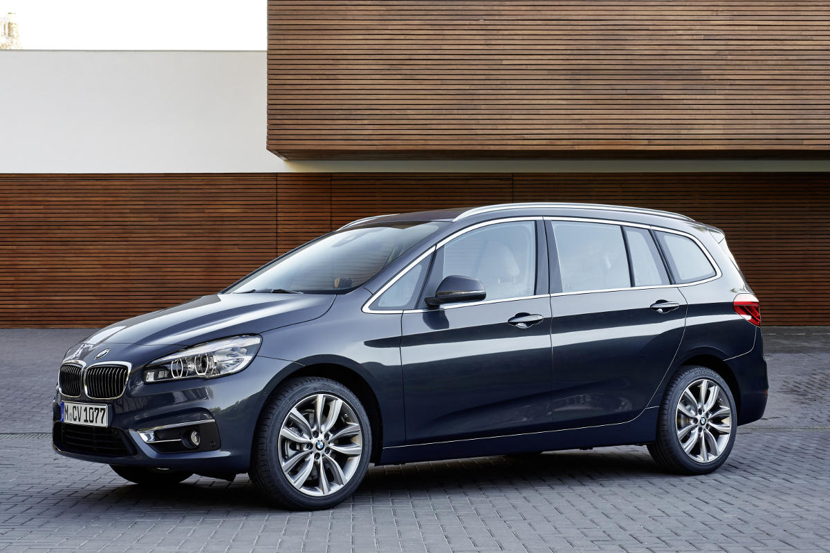 er kan nog meer bij bmw 2 serie gran tourer autonieuws. Black Bedroom Furniture Sets. Home Design Ideas