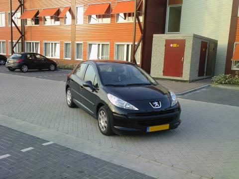 Peugeot 207 XR 1.4 HDi 2007
