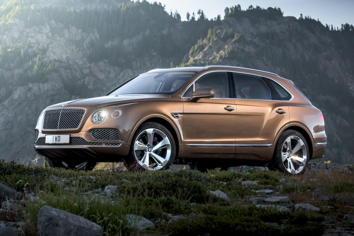 Bentley Bentayga is snelste SUV ooit