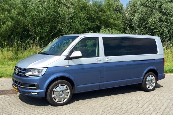 Gereden: Volkswagen Transporter 2.0 TDI