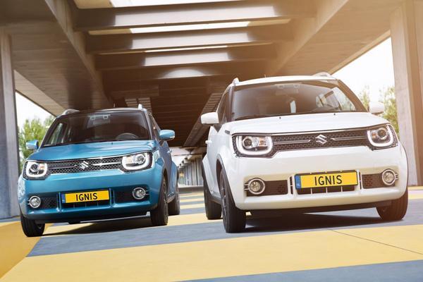Het nieuwe Suzuki-gamma geduid: wat kies je?