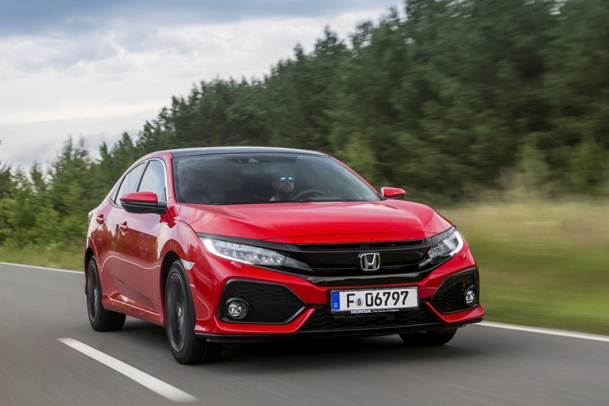 Honda Civic krijgt nieuwe dieselmotor | Autonieuws ...