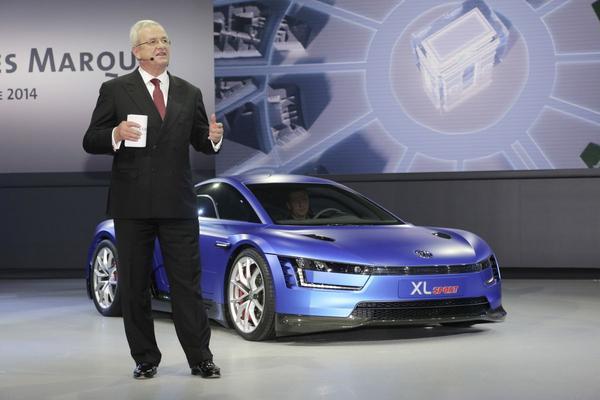 Martin Winterkorn tot eind 2018 baas Volkswagen