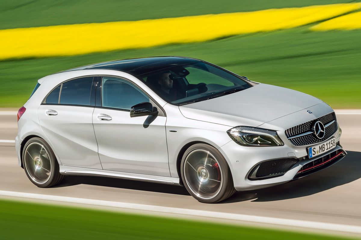 Mercedes benz a 160 prestige specificaties auto for Prestige mercedes benz