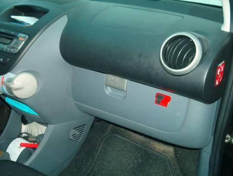 Toyota Aygo 1.0 12v VVT-i Sport 2007