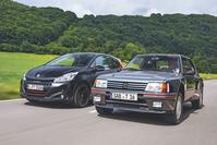 Peugeot 208 GTI vs. 205 Turbo