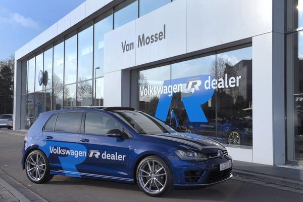Volkswagen opent R-dealer