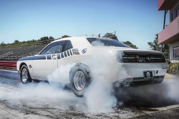 Dodge Challenger verkrijgbaar met Drag Pak