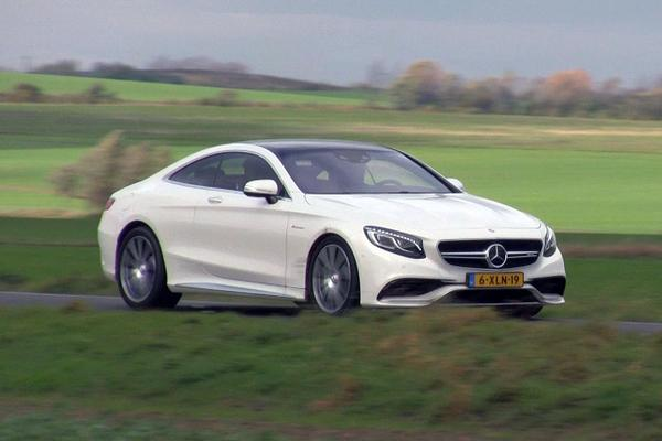 Video: Rij-impressie Mercedes S 63 AMG Coupé
