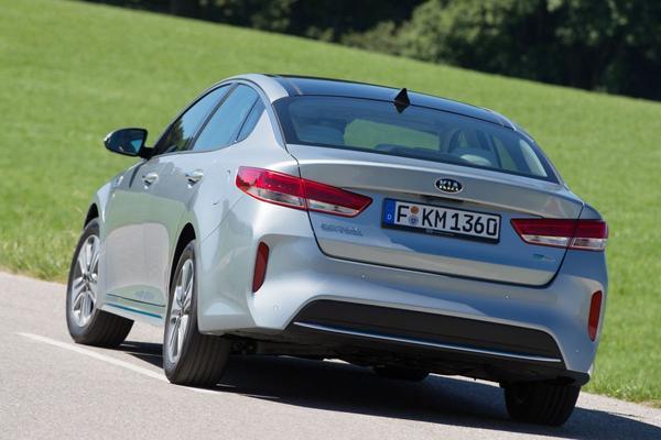 Kia: 14 'groene' modellen in 2020