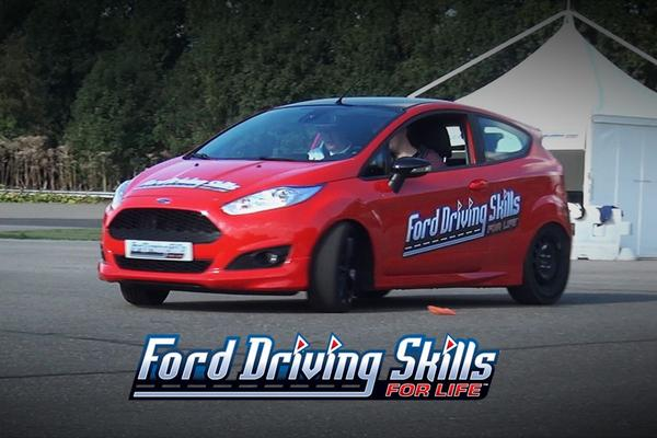 Video: Ford Driving Skills for Life
