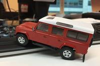 Ode aan de Land Rover Defender