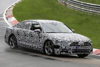 Spionage Audi A8