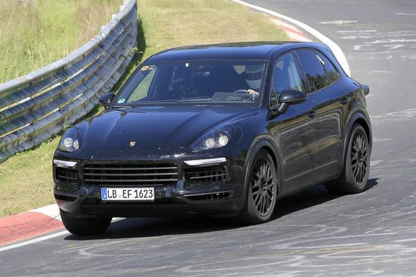 Video: Porsche Cayenne (2018) - Spionage