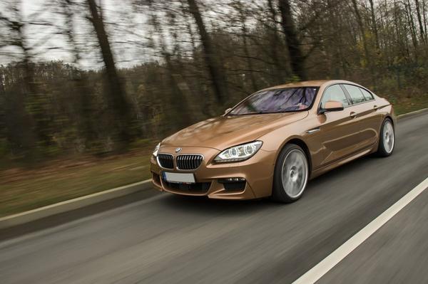 BMW Gran Coupé naar 622 pk getild