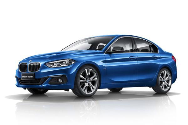 BMW 1-serie Sedan duidelijker in beeld