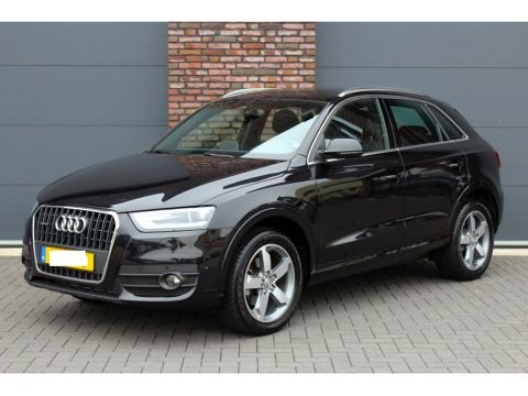 audi q3 2 0 tfsi 211pk quattro pro line 2012. Black Bedroom Furniture Sets. Home Design Ideas