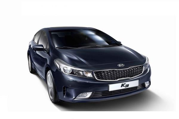 Facelift voor Kia Forte Sedan