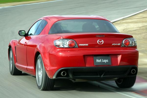 'Opvolger Mazda RX-8 in de maak'