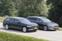Volvo V90 vs. Ford Mondeo Vignale - Dubbeltest