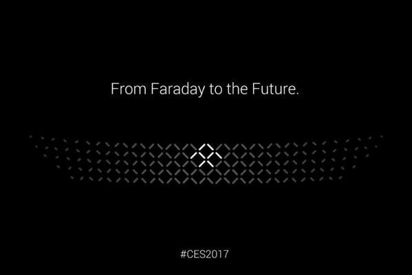 Faraday Future geeft weer teken van leven