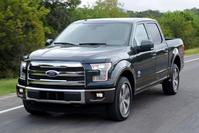 Ford F-150 King Ranch SuperCrew