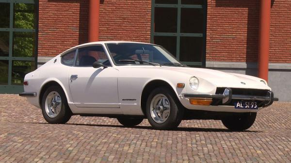 Video:  Classics TV - 05/2015: Datsun 240Z