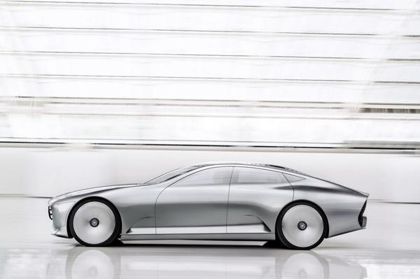 Elektrolabel Mercedes gaat mogelijk 'EQ' heten