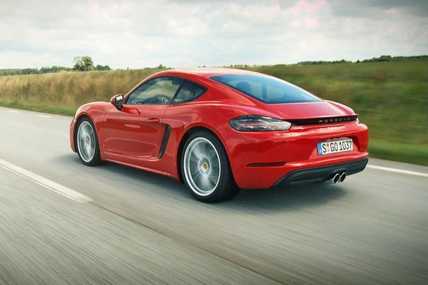 Video: Porsche 718 Cayman - Rij-impressie