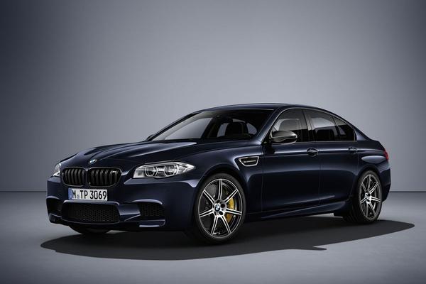 600 pk voor ultieme BMW M5 Competition