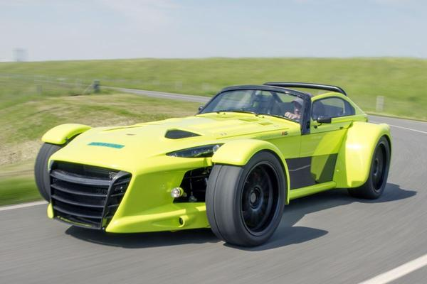 Rij-impressie: Donkervoort D8 GTO RS