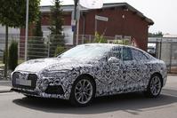 Audi A5 Coup� spyshots