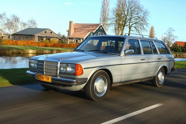 Video: Kloppend Hart - Mercedes W123 250 TD